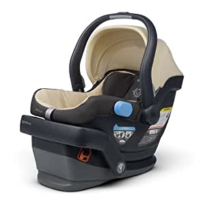 Amazon.com : UPPAbaby MESA Infant Car Seat, Lindsey Wheat