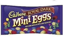 Cadbury Royal Dark Mini Eggs, 10-Ounce Bag (Pack of 3) from The Hershey Company