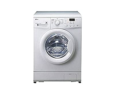 LG F80E3NDL2 Fully-automatic Front-loading Washing Machine (6 Kg, White)