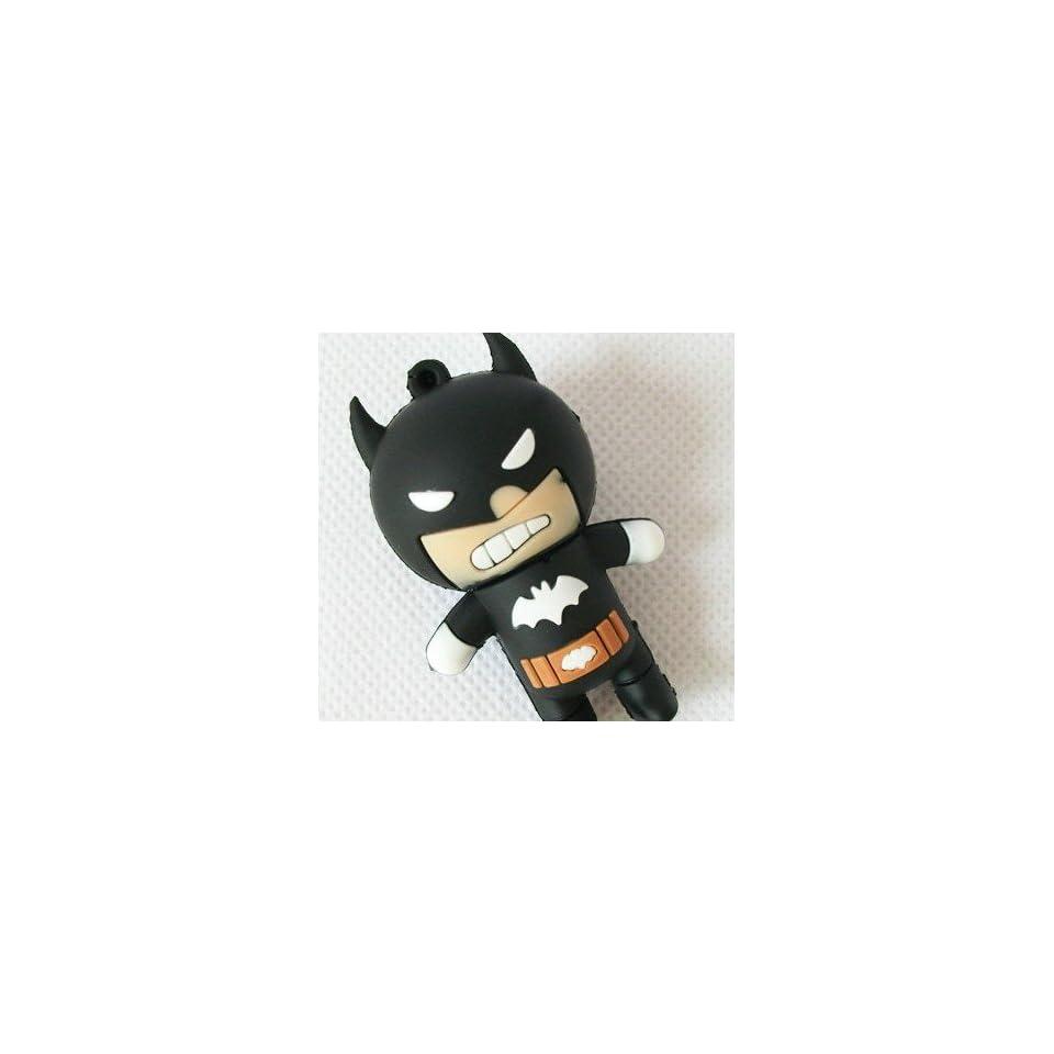 New Gift Cartoon Usb Flash Drive , Batman USB Flash Memory