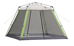 Coleman 10 x 10 Ft. Screened Canopy by Coleman