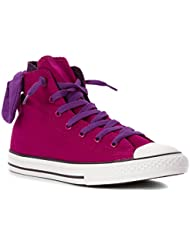 Converse Girl S Kids Chuck Taylor Bow Back High Top Pre Grade Fashion Sneakers