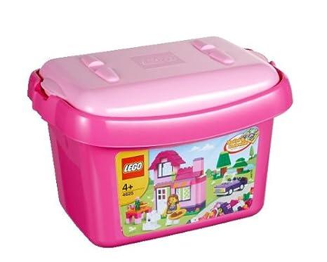 LEGO Briques - 4625 - Jeu de Construction - Boîte de Briques - Fille
