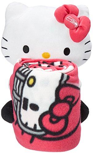 NFL-Seattle-Seahawks-Hello-Kitty-Fleece-Throw-with-Hugger-40-x-50-Inch-Pink