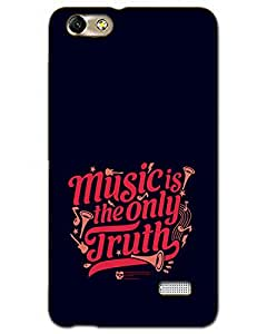 Huawei Honor 4cBack Cover Designer Hard Case Printed Mobile Cover