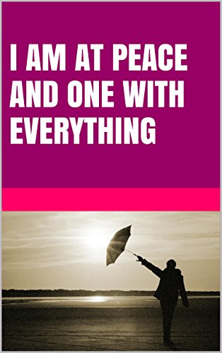 Lanni Tolls - I am at peace and one with everything (This is my time to change Book 10) (English Edition)