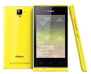 Wham Android Wifi Smartphone M 5 in Yellow Color