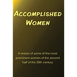 Accomplished Women