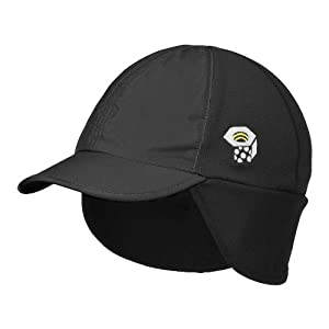 Mountain Hardwear Alpine Ascent Ball Cap - Men's Hats & headwear REG Black