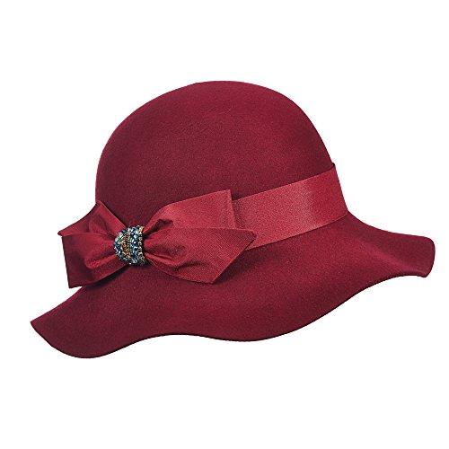 callanan-womens-wool-felt-raw-edge-floppy-hat-one-size-burgundy
