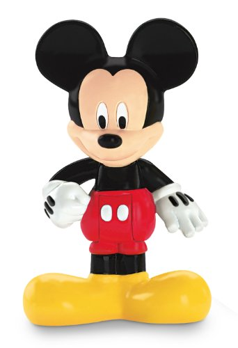 "Fisher Price Mickey Mouse Clubhouse 2 ""Mickey Figure - 1"
