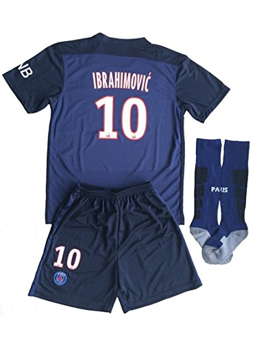 newest collection 7eabd f9412 2015/2016 PSG PARIS SAINT GERMAIN HOME IBRAHIMOVIC 10 FOOTBALL - Import It  All