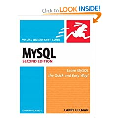MySQL, Second Edition