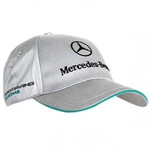 Mercedes amg petronas team rosberg cap for Mercedes benz hat amazon