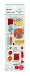 Martha Stewart Crafts Sewing Sticker