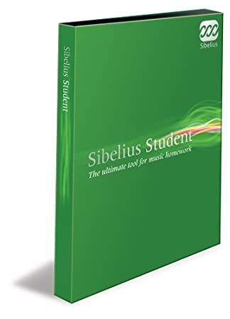 Sibelius Student Edition V5