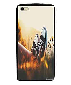 Techno Gadgets Back Cover for Micromax Canvas Knight 2 E471