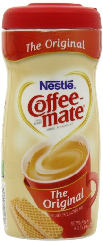 Coffee-Mate Regular Powdered Coffee Creamer, 16-Ounce Packages (Pack Of 12)