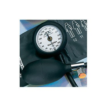 Cheap Welch Allyn ADC Durashock Shock Resistant Multicuff Blood Pressure Aneroid Kit (7301BK)