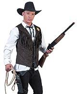 Amazon.com: Forum Novelties Men's Deluxe Adult Costume Western Shirt
