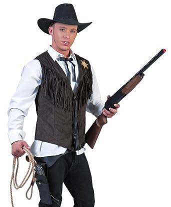 Amazon.com: Funny Fashion Mens Western Rodeo Cowboy Adult Halloween