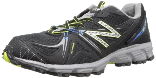 Balance - Mens 610v2 Cushioning Running Shoes, UK: 9 UK - Width D, Black with Silver