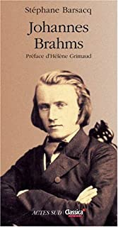 Johannes Brahms, Barsacq, Stéphane