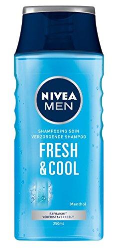 Uomini Nivea Shampoo fresco e freddo da 250 ml - Set di 3