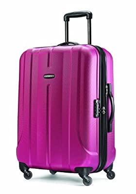 Samsonite Luggage Fiero HS Spinner 24, Purple, One Size