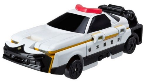 Bandai VooV FR09 Transforming Toy Car [Honda NSX - Police Car] - 1