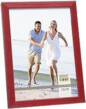 Deknudt Frames S41JL4-40.0X60.0 Cadre Photo Bois Fin Rouge 40 x 60 cm