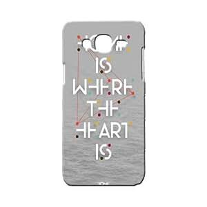 G-STAR Designer Printed Back case cover for Samsung Galaxy Grand 2 - G4988