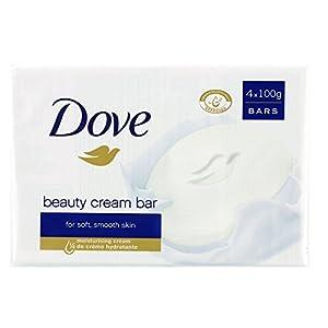 Dove - Original beauty crema bar 4 x 100g (Pack de 3)