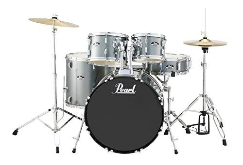 pearl-rs525scc706-roadshow-5-piece-drum-set-charcoal-metallic