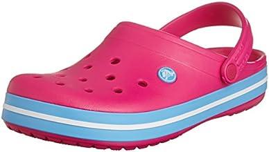 [クロックス] Crocs Crocband 11016 candy pink/bluebell(candy pink/bluebell/M5/W7)