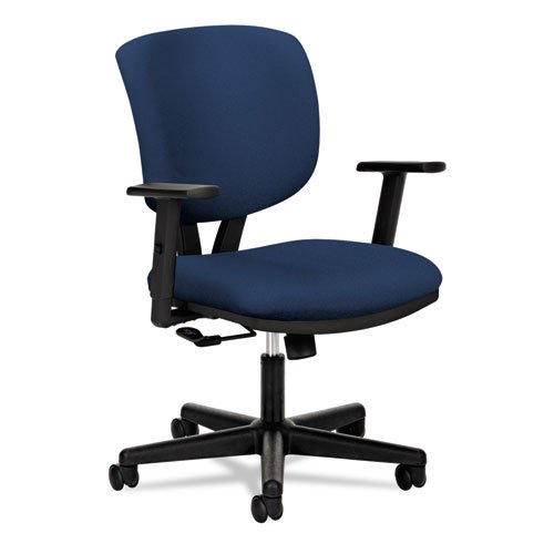 The HON Company 5701 Volt Series Task Chair Black 641438010607 ToolFanatic