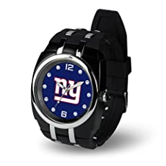 Brand New New York Giants NFL Crusher Series Mens Watch by Things for You