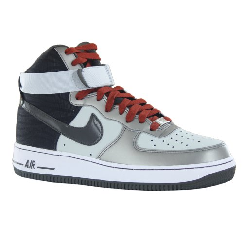 Nike Air Force 1 07 Grey Mens Trainers