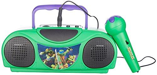 Teenage Mutant Ninja Turtles Radio Karaoke Kits - 1