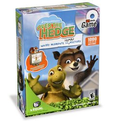 Over The Hedge DVD Game - 1