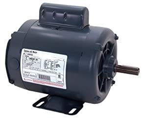 A.O. Smith C658 3/4 HP, 1725 RPM, 208-230/115 Volts, 56 Frame, ODP Enclosure, Ball Bearing Capacitor Start Motor from Century Electric/AO Smith Motors Co