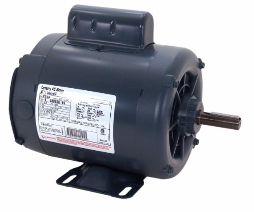 A.O. Smith C655 3/4 Hp, 1725 Rpm, 208-230/115 Volts, 56 Frame, Odp Enclosure, Ball Bearing Capacitor Start Motor