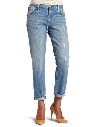 Levi's Misses Boyfriend Slim Fit Jean, Tradition, 16 Medium