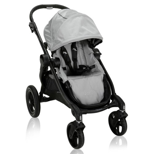 Baby jogger Limited Edition City Select Single Silver - 1