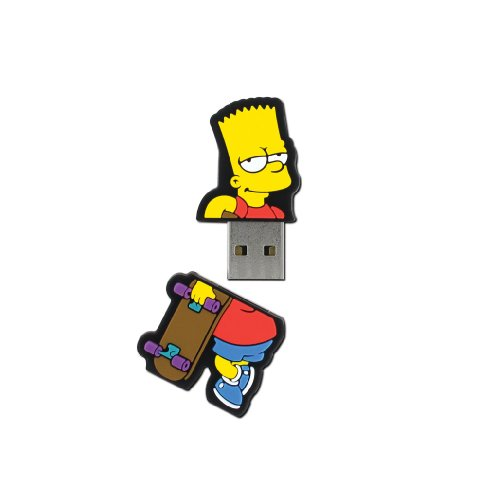 integral-europe-bart-simpsons-cle-usb-8-go