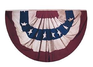 American Flag Bunting Door Mat Comfort Rug Patriotic Americana Decor