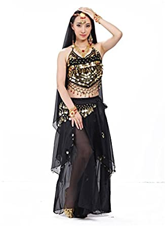 Dreamspell Professional Belly Dance Costumes Best Stage Performance Suit