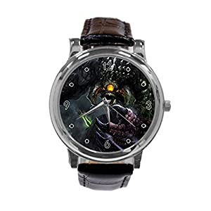 Ursa Fashion Design Wrist Watch Leather Band Men's Women's Sport Watch hot sale bySANTRE CUSTOM