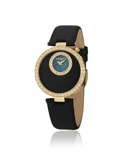 Stuhrling Women's Radiance Vogue Black Watch