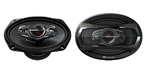 "Pioneer Ts-A6995R 6"" X 9"" 5-Way Ts Series Coaxial Car Speakers"